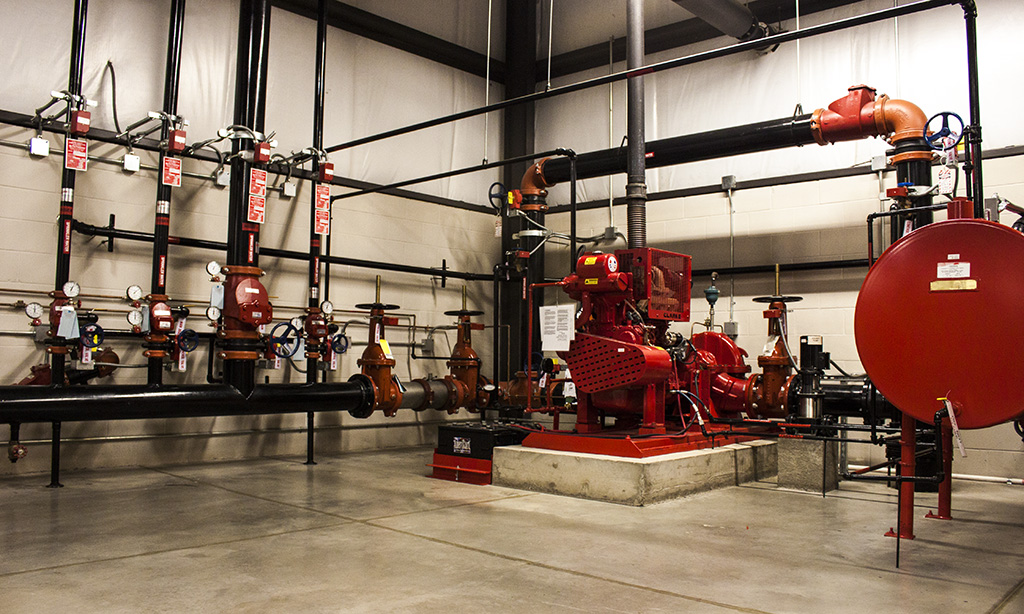 Abj Fire Protection Sprinkler Systems